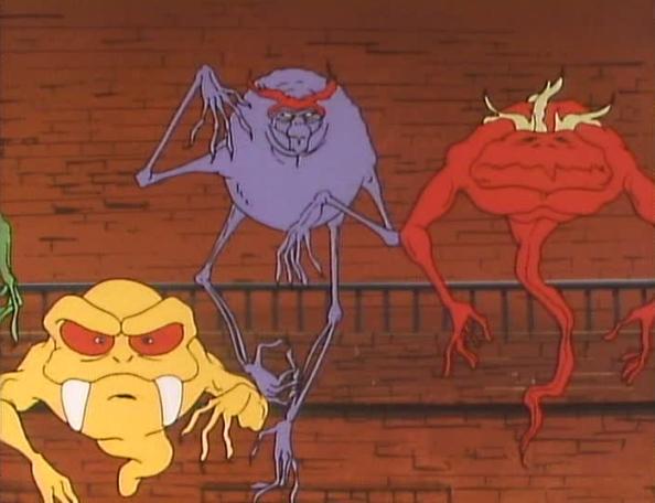 Master of Shadows' Minions