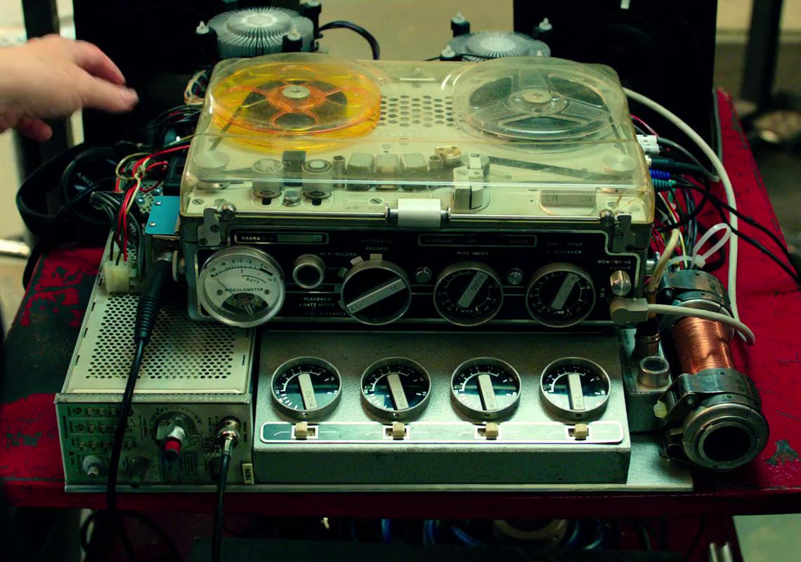 Kudelski Nagra III Reel to Reel Tape Recorder