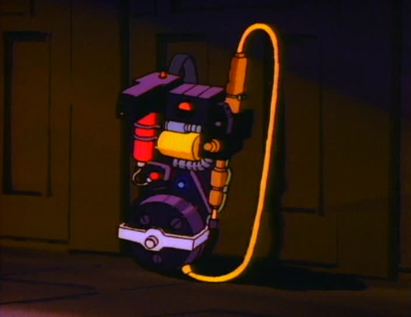 Proton Pack/Animated