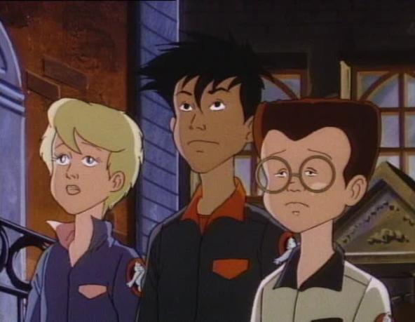 Junior Ghostbusters