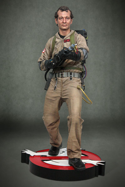 Hollywood Collectibles Group produced Ghostbusters Merchandise