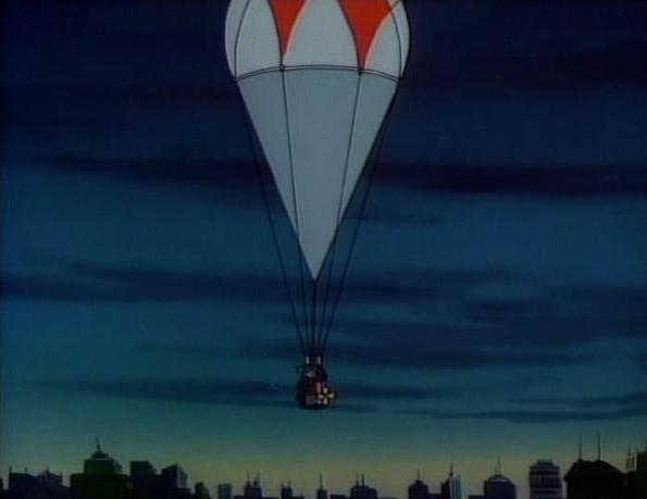 Egon's Weather Balloon