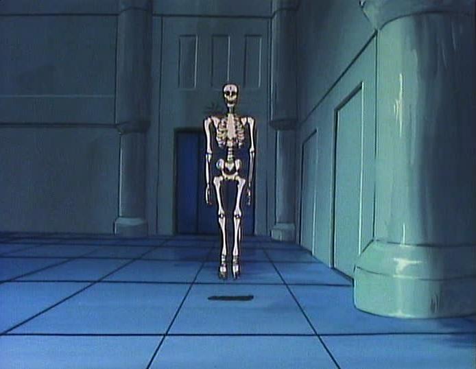 Hideous Skeletal Ghost