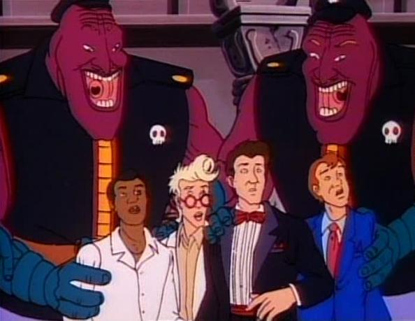 Ghostworld Staff