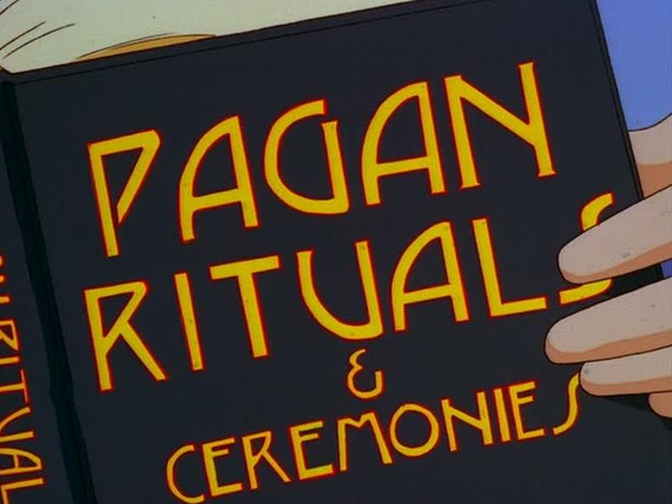 Pagan Rituals & Ceremonies