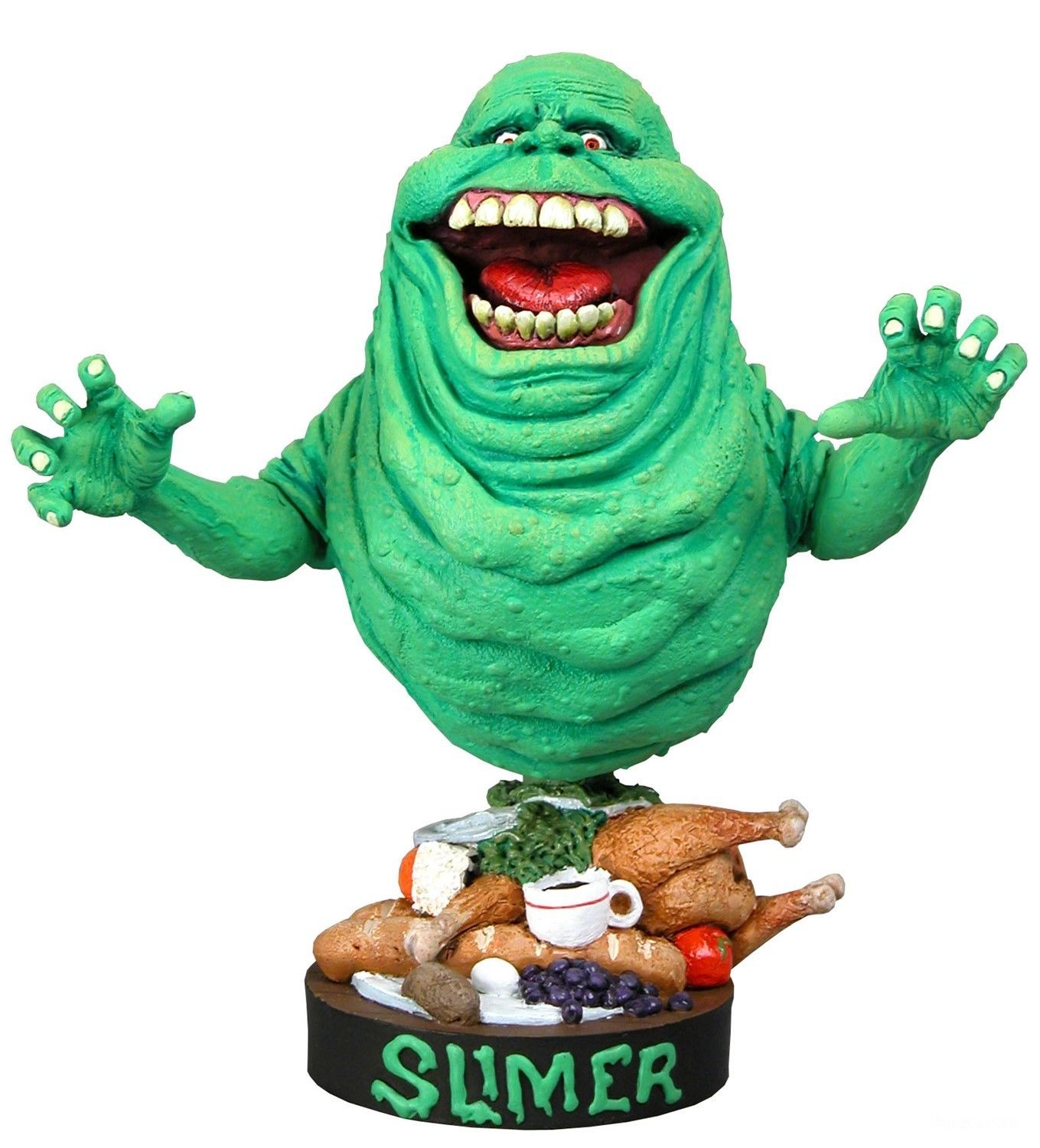 NECA: Head Knockers Slimer