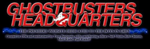 Ghostbusters Headquarters (Fan Site)
