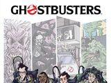 IDW Publishing Comics- Ghostbusters Year One TPB
