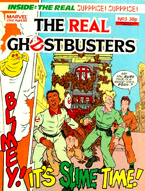 Marvel Comics Ltd- The Real Ghostbusters 003