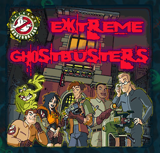 Extreme Ghostbusters Official Website