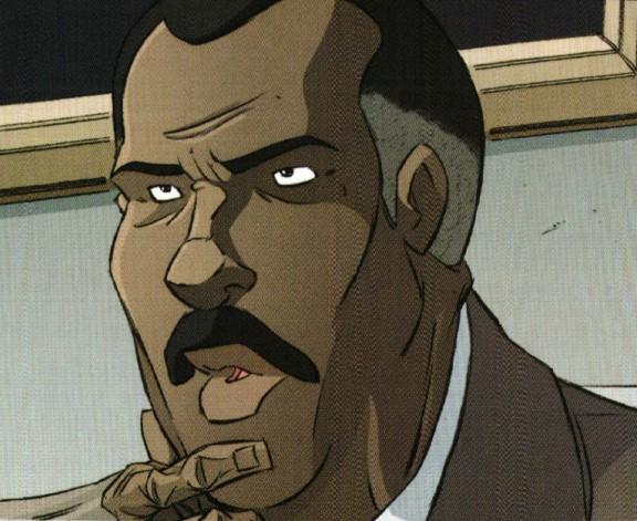 Agent Edward Norris