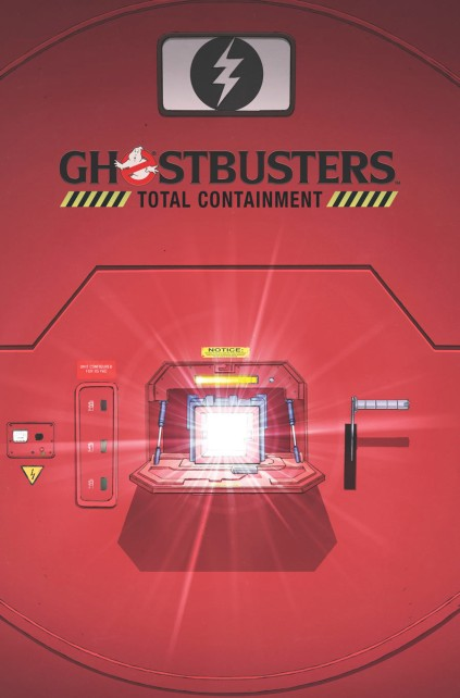 IDW Publishing Comics- Ghostbusters: Total Containment