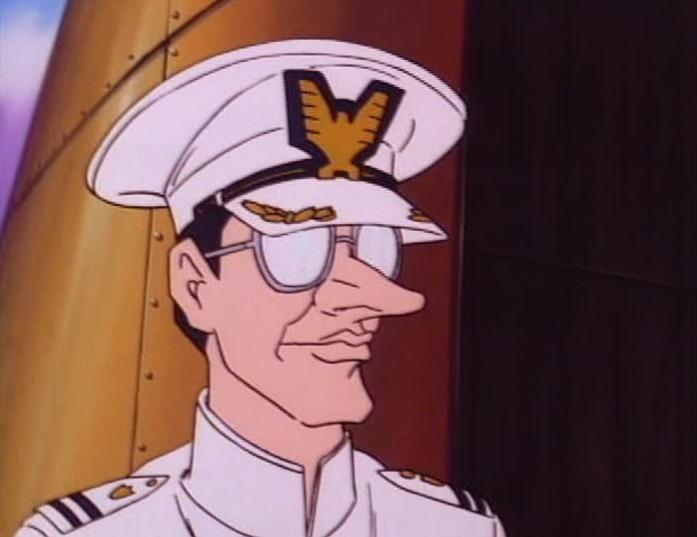 Captain Koenig
