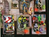 Trendmasters Extreme Ghostbusters Toy Line