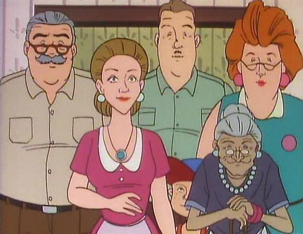 Melnitz Family