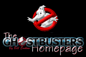 The Ghostbusters Homepage (Fan Site)