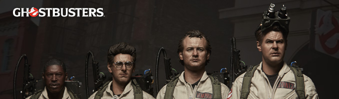 Blitzway produced Ghostbusters Merchandise