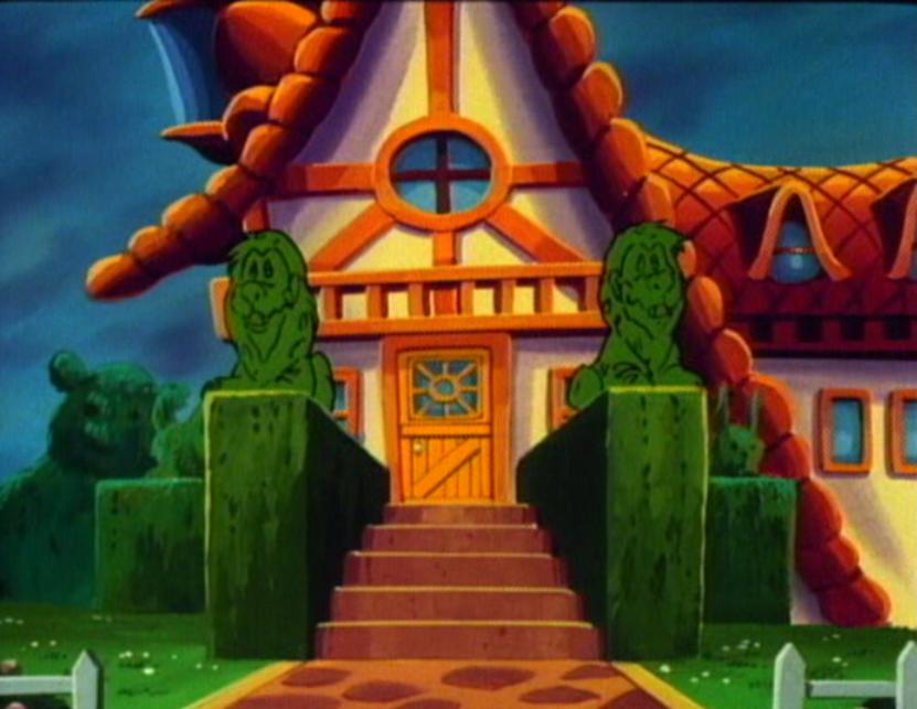 Mrs. Roger's House