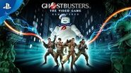 Ghostbusters The Video Game Remastered - Dan Aykroyd PS4