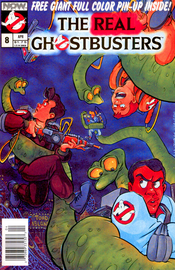NOW Comics Vol. 1-8