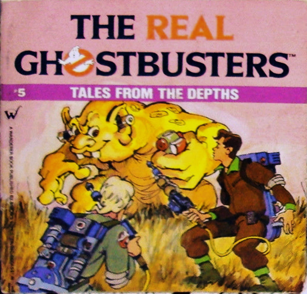The Real Ghostbusters: Tales from the Depths