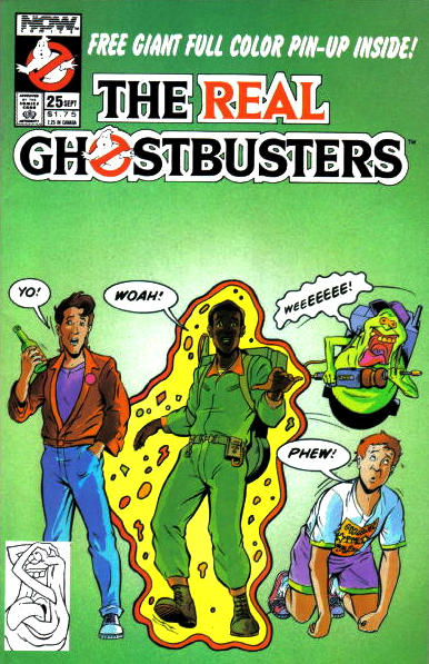 NOW Comics Vol. 1-25