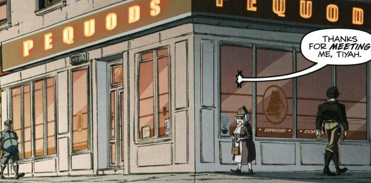 Pequod's