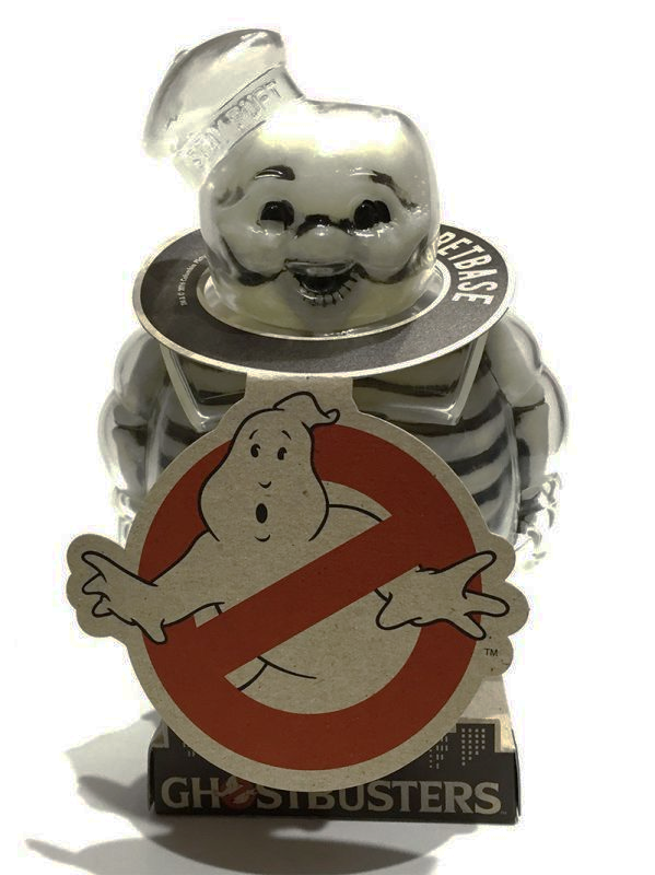 Secret Base X Ghostbusters: The Marshmallow Man series