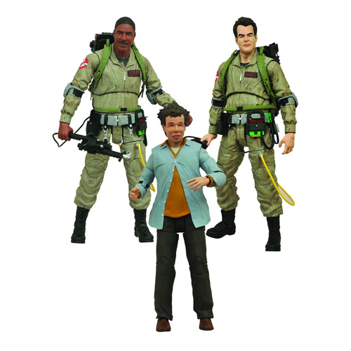 Diamond Select Ghostbusters: Louis Tully Action Figure