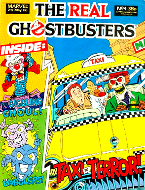 Marvel Comics Ltd- The Real Ghostbusters 004