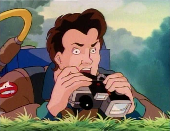 Binoculars/Animated