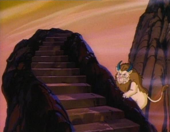 Horned Lion