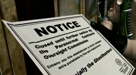 Paranormal Contracts Oversight Commission