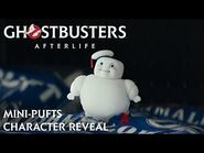 GHOSTBUSTERS- AFTERLIFE - Mini-Pufts Character Reveal