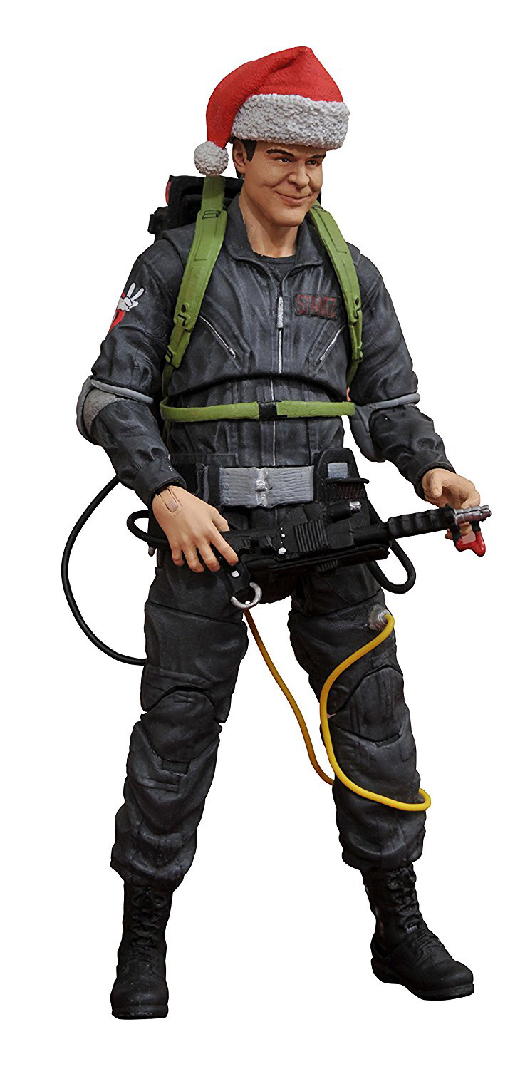 "Diamond Select Ghostbusters II: ""We're Back"" Ray Stantz Action Figure"