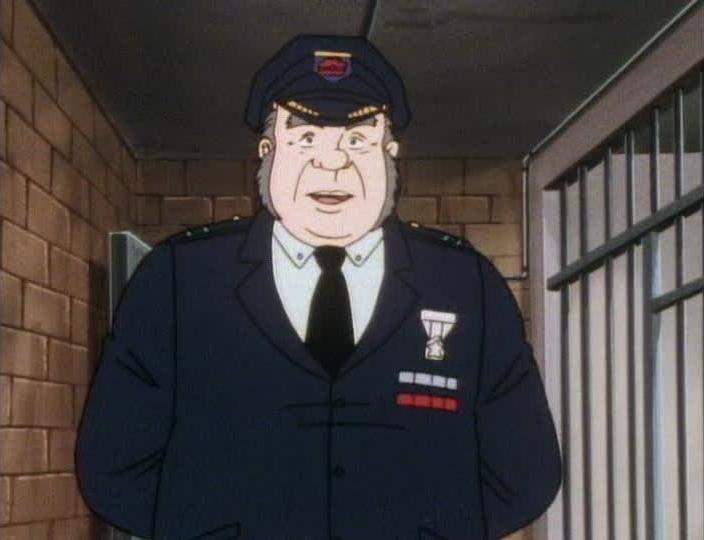 Deputy Chief O'Malley