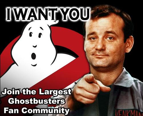 Ghostbusters Fans (Fan Site)