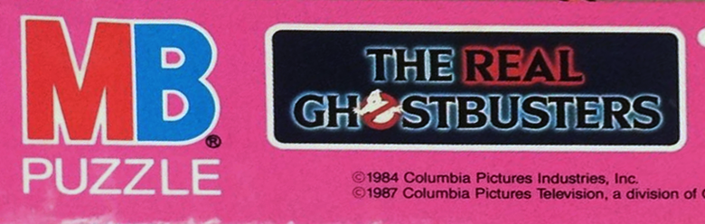 Milton Bradley Ghostbusters related products
