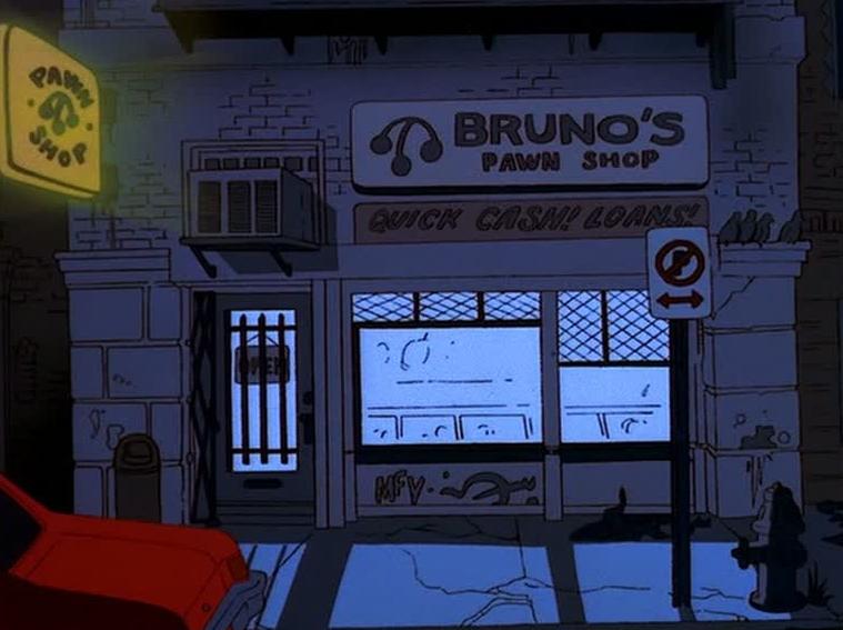 Bruno's Pawn Shop