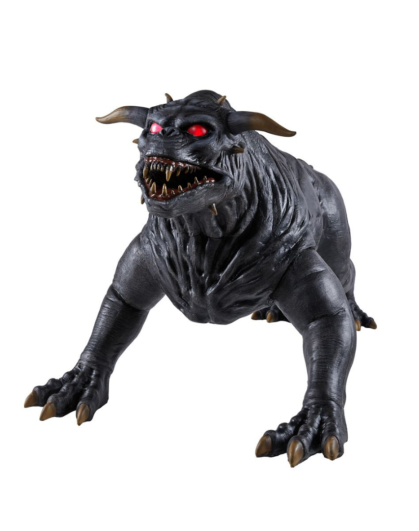 Spirit Halloween: Terror Dog Life-Size Replica