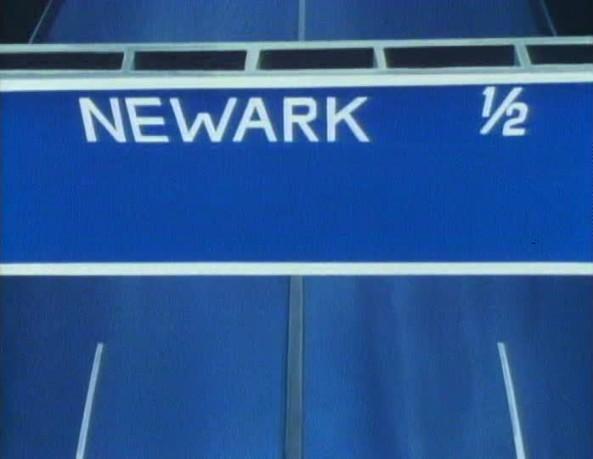 New Jersey Turnpike/Animated
