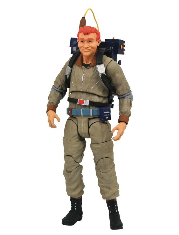 Diamond Select The Real Ghostbusters: Ray Stantz Action Figure