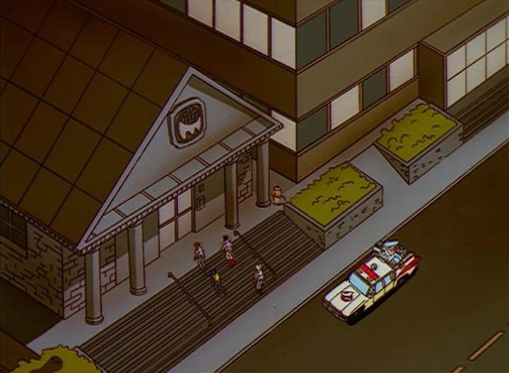 Mensa Headquarters