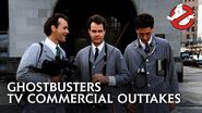GHOSTBUSTERS - Television Commercial Behind the Scenes