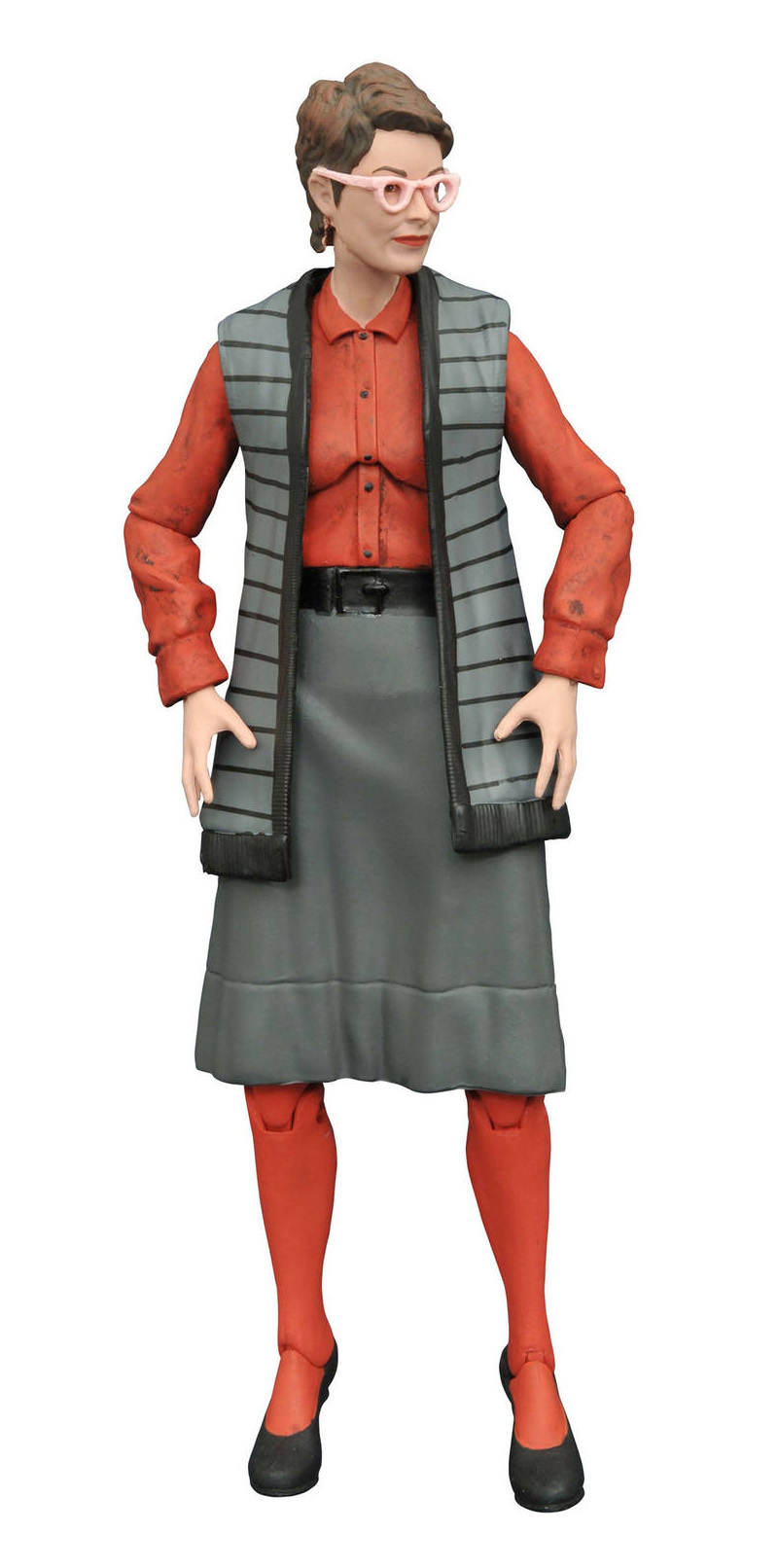 Diamond Select Ghostbusters: Janine Melnitz Action Figure