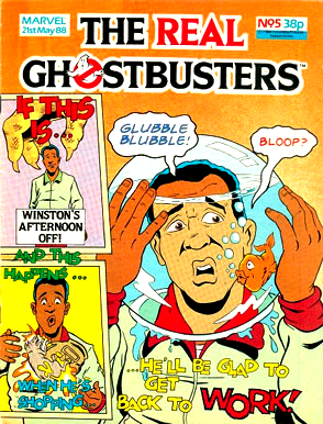 Marvel Comics Ltd- The Real Ghostbusters 005