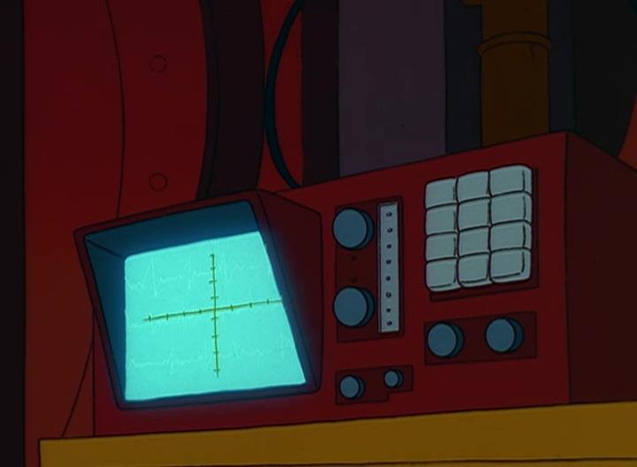 Ectoplasmic Frequency Monitor