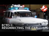 GHOSTBUSTERS - Ecto 1 Featurette- Resurrecting the Classic Car