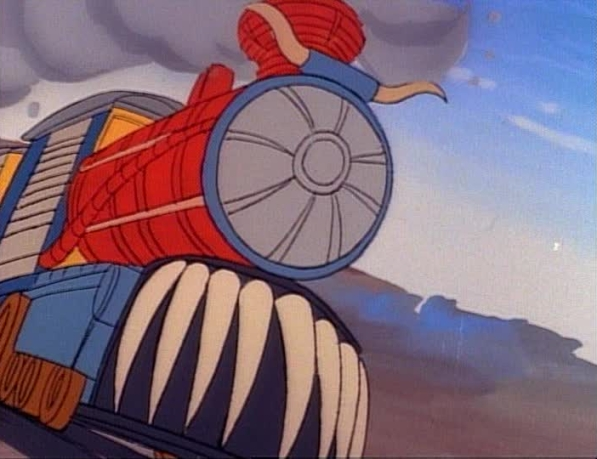 Black Bart's Train