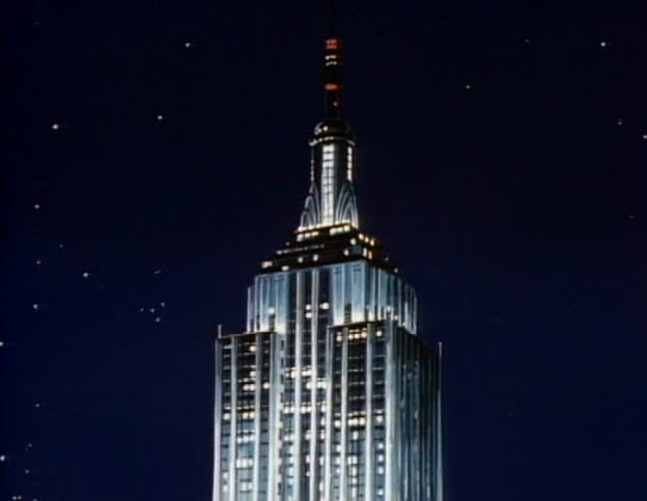 Empire State Building/Animated